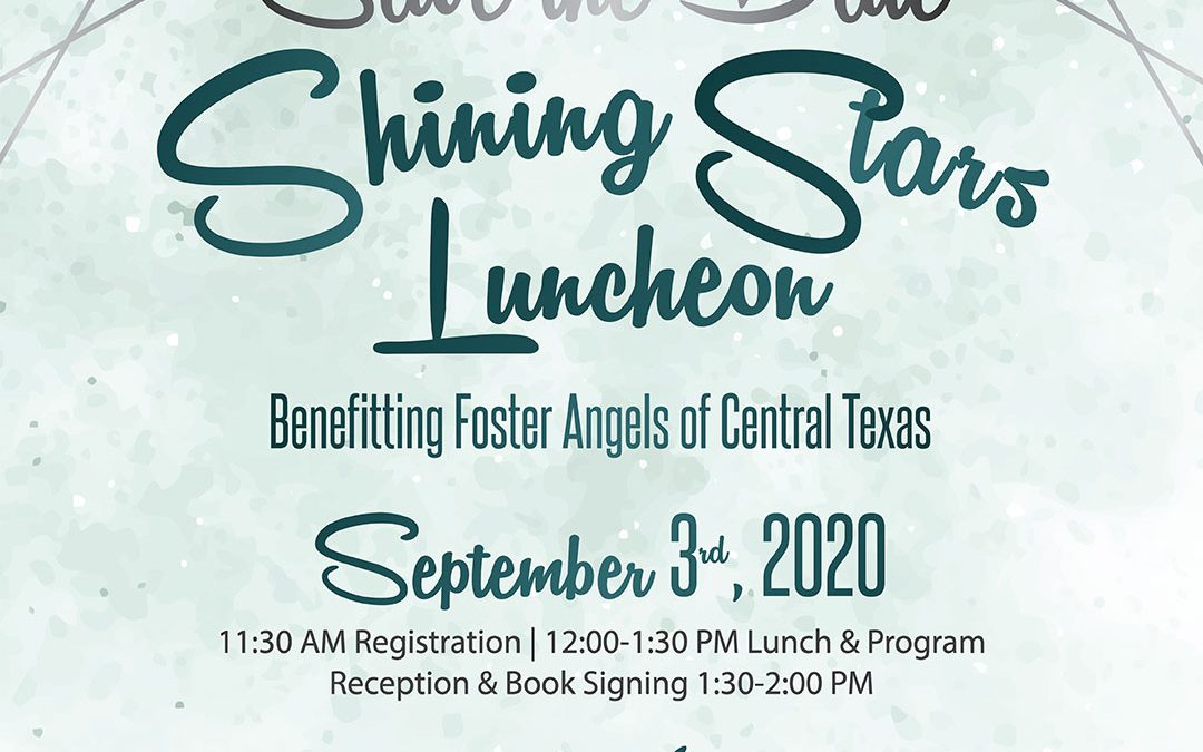 2020 Shining Stars Luncheon Rescheduled