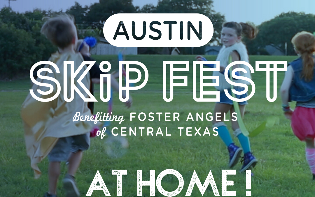 The Austin SkipFest (at home!)
